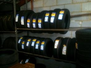 Hankook tyres at Airdrome Cars